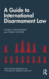 International disarmament law a guide