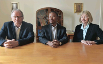 Tuks legal eagle trio fly high on key UN bodies
